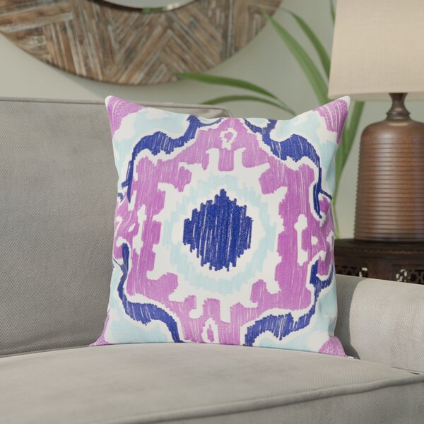 Ayaan 100% Cotton Pillow Cover by Bungalow Rose
